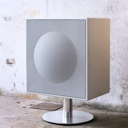 Geneva Audio model XL HG wit wireless incl. floorstand wit (ex demo)