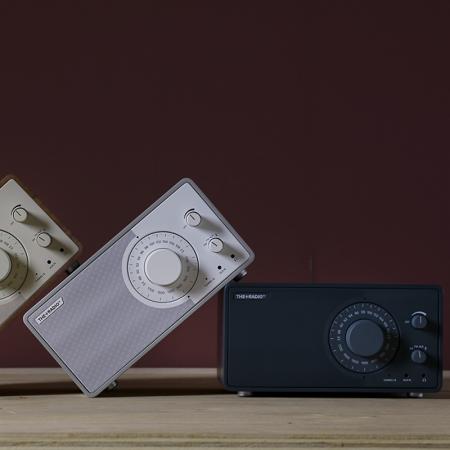 THE + RADIO ™ Een zeer compacte tafelradio