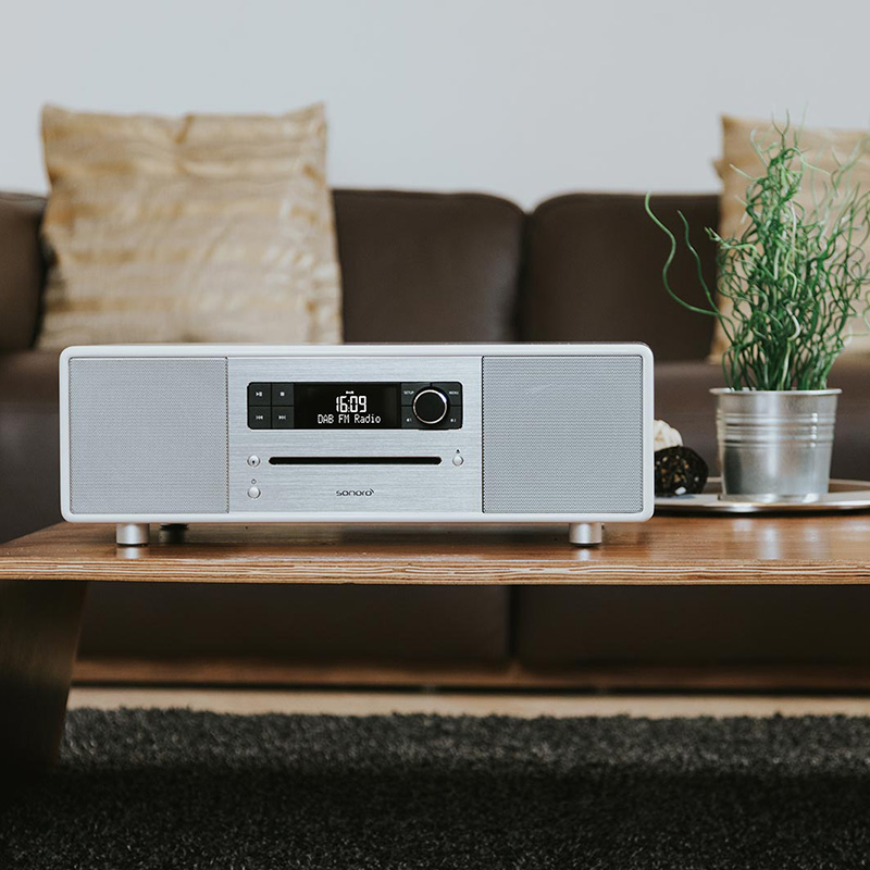 Sonoro Stereo - CD - DAB+