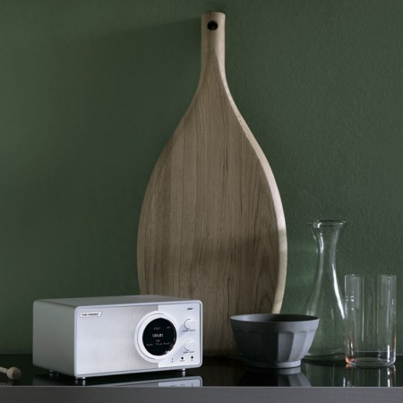 THE PLUS RADIO - DAB+ design tafelradio