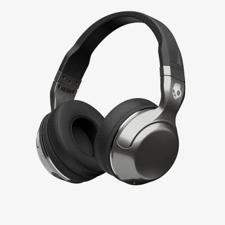 Skullcandy Hesh 2 zilver draadloze hoofdtelefoon - Bluetooth -