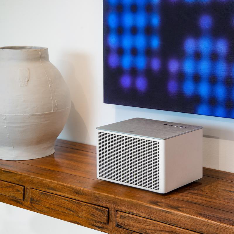 Geneva Acustica Lounge HiFi audiosysteem met Bluetooth