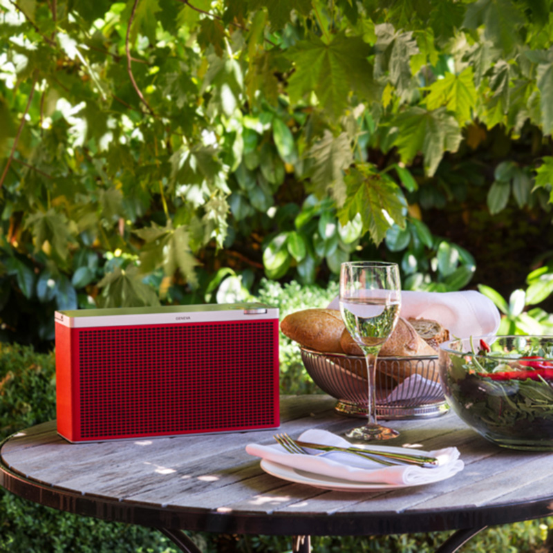 Geneva Touring / M - portable HiFi Bluetooth speaker