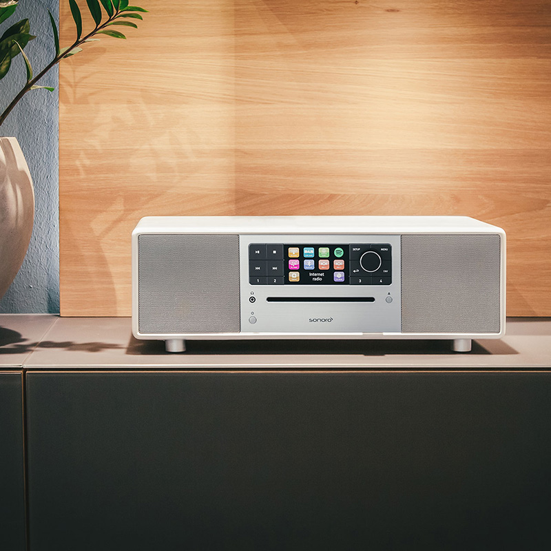 Sonoro PRESTIGE - CD, DAB+, WiFi, Bluetooth, all-in-one systeem
