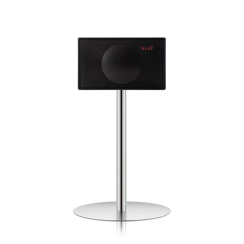 Geneva model M Zwart - met Floorstand & incl. Chromecast audio WiFi