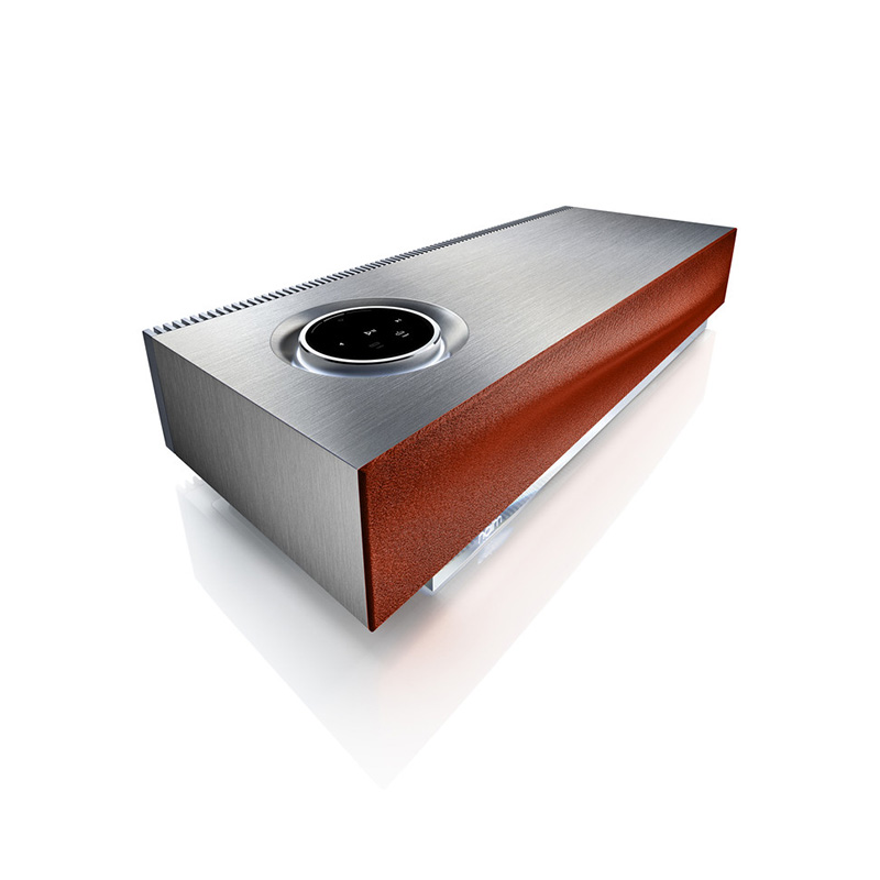 Naim Muso - Mu-so - All-in-one multiroom netwerkaudiospeler (Burned Orange)